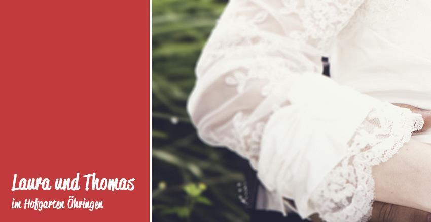 Hochzeitsshooting im Hofgarten