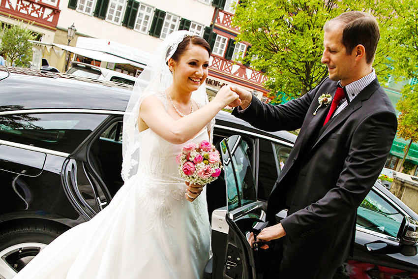 Hochzeit_Auto_Öhringen