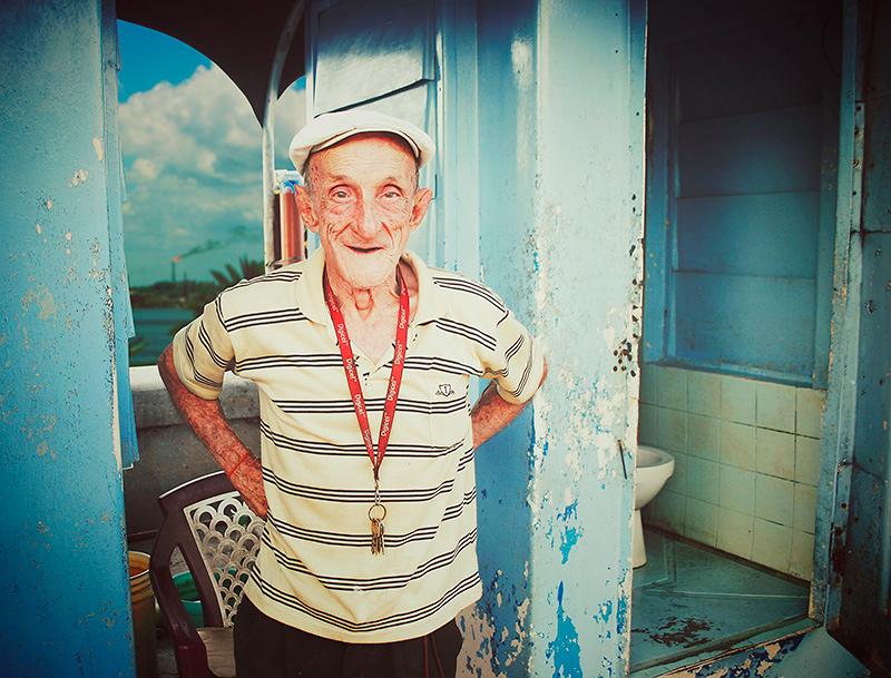 Peoplefotografie aus Kuba