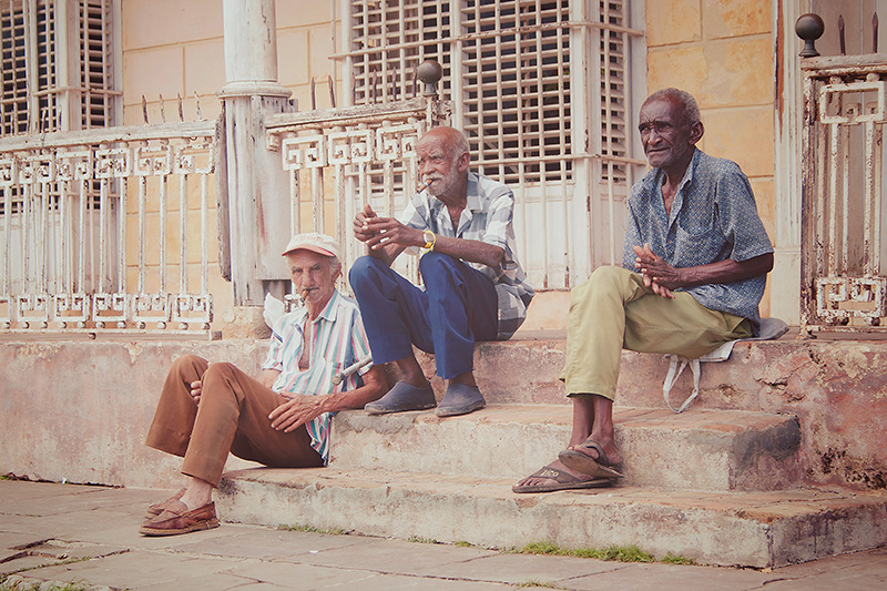 Peoplefotografie in Kuba