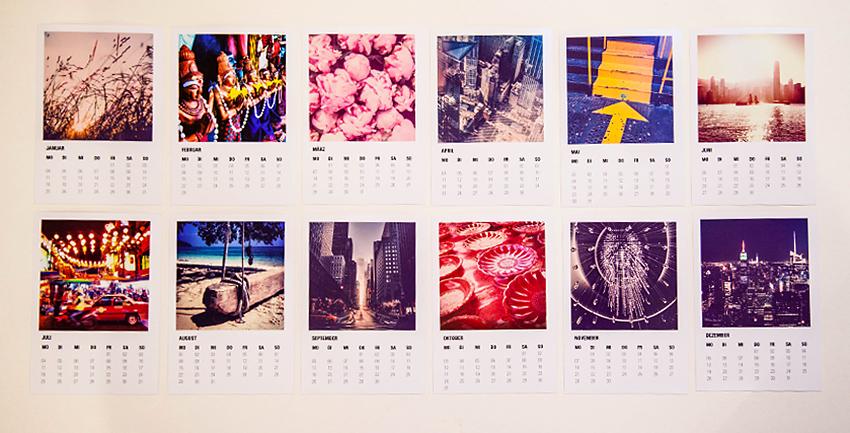 Kalender von Fotografie mit Liebe